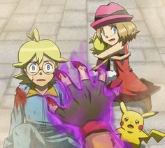 Unbound Ash Ketchum ^.^ ♡ I give good credit to whoever made this