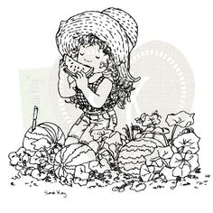 josephine in the watermelon patch sarah kay