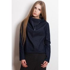 Glamojuice by M.R.Y. - bluza jeans