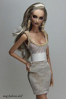 New outfit for Kingdom Doll / Deva Doll / Modsdoll / Numina /23