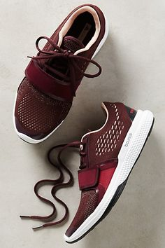 Adidas by Stella McCartney Mishmesh Sneakers #anthropologie