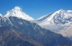 Dhaulagiri - Dhaulagiri, the seventh highest mountain in the world, is situated in Nepal and forms part of the Dhaulagiri mountain range. Its name is derived from Sanskrit, where it means 'white beautiful mountain'. First ascended in 1960 by a Swiss-Austrian team, the mountain has since been climbed successfully hundreds of times.