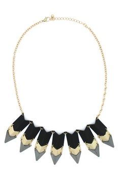Arrow Necklace by Eye Candy Los Angeles on @HauteLook