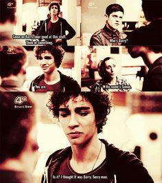 Misfits!  I miss Nathan!!