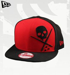 FOREVER Snapback NEW ERA Sullen Hat RED BLACK Hats by Sullen  New Era 80e6dcb451f
