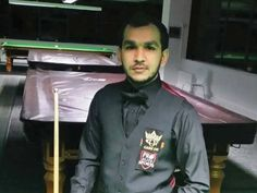 Akbar secures maiden qualifying win in Professional World Snooker Championship - The Express Tribune
