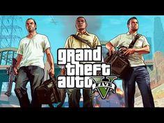 GTA 5 Трейлер - YouTube