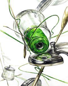 이미지: 식물, 음료 Anime People, Art Drawings, Tulip, Color, Design, Drawings, Colour, Tulips