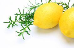 Lemon Rosemary Roasted Veggies