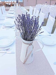 Διακόσμηση Στολισμός Γάμου Christening Themes, Athens Greece, Floral Wedding, Rustic, Table Decorations, Flowers, Furniture, Home Decor, Country Primitive