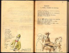 Pirate King  Cafe scenes with Fernando Pessoa and...?