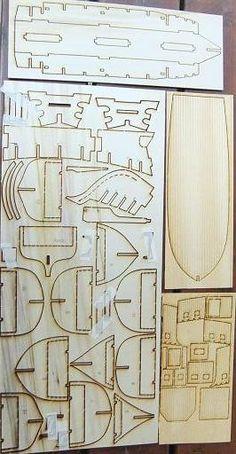Model Sailing Ships, Old Sailing Ships, Model Ships, Model Ship Building, Boat Building Plans, Wooden Model Boats, Wooden Boats, Bateau Rc, Boat Wallpaper