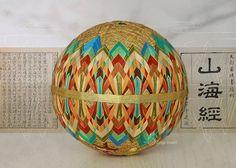 Ancient Japanese Art, Art Forms, Fiber Art, Tatting, Decorative Bowls, Weaving, Embroidery, Handmade, Crafts