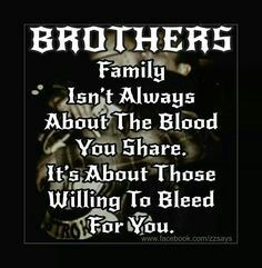 Brotherhood Quotes Bikers Are Some Of The Most Respectable People You'll Ever Meet .