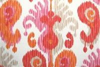 ikat curtains/dining room chairs -Braemore JOURNEY 003 FRUITY