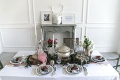 Ho to Set a Festive Table with Alamira Noor Bani Hashim of Dinner Club By No. 57