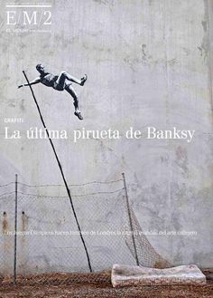 la ultima pirueta de Banksy