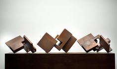 Arturo Berned: Strong Geometric Sculpture | TheModernSybarite