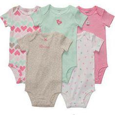 Bodys Femininos - Cem Por Cento Baby - Moda Bebê