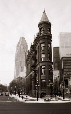 Gooderham Building, Toronto Canada