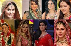 Top 10 Leading ladies on Indian Television