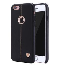 Nillkin Englon Series Cover Case for iPhone 6 6s Vintage PU Leather Case for iPhone 6s plus 6plus Case work with magnetic holder