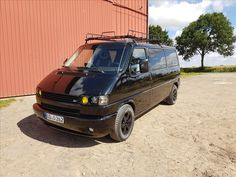 "VW Transporter ""the mission Vw Camper, Vw Bus, Volkswagen, Vw T4 Transporter, Day Van, Iron, Cars, Vehicles, Ideas"