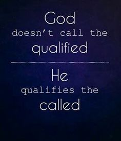 THE QUALIFIED vs THE CALLED