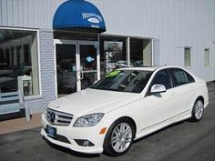 2009 Mercedes-Benz C300 4MATIC Sport Sedan 4D