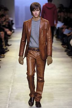 Leather pants for guys?