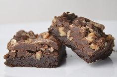 Triple Espresso Brownies. New Music From Anna Tosh.