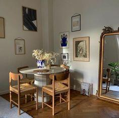 Apartment Interior, Apartment Design, Apartment Living, Dream Home Design, Home Interior Design, House Design, Aesthetic Room Decor, Home And Deco, My New Room