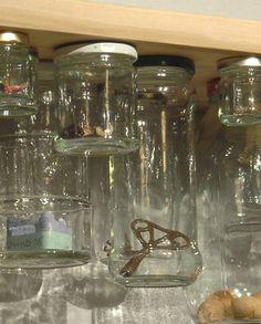 Jam Jar Shelf by Peter Marigold #product #design