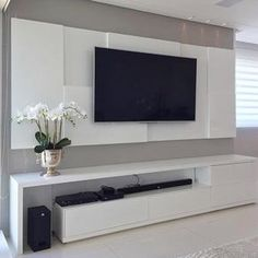 36 Nordic Fashionable Design Home Living Room TV Cabinet TV Stand Furniture - What Works and What Doesnt - kindledecor Tv Wall Design, Design Case, House Design, Tv Cabinet Design, Living Room Tv Cabinet, Home Living Room, Kitchen Living, Tv Wanddekor, Tv Stand Furniture