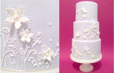dragonfly wedding cake by Liz Shim of Eat Cake be Merry