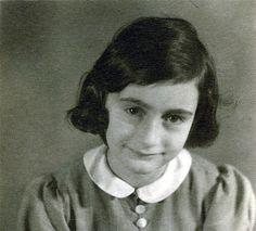 Anne Frank, 1935.