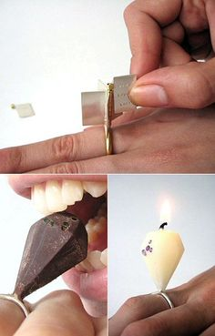 Candle ring!