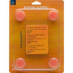 """Fiskars Compact Stamp Press 3""""x5"""""""