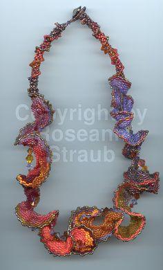 Roseann Straub's Flamenco Fire (Beads)