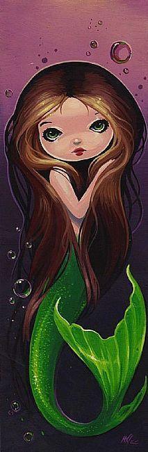 Sweet Emerald Tail