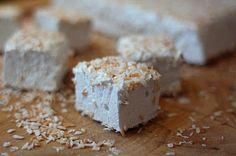 Toasted-Coconut Marshmallows