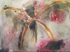 Untitled Abstract by Suzanne