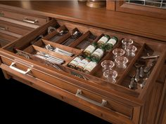 Spice and Cutlery Organization