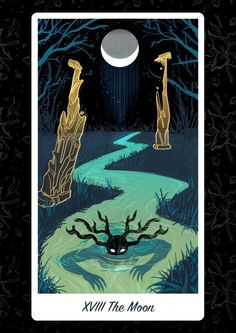 What Are Tarot Cards? Made up of no less than seventy-eight cards, each deck of Tarot cards are all the same. Tarot cards come in all sizes with all types The Moon Tarot Card, Tarot Card Art, Divination Cards, Tarot Astrology, Tarot Major Arcana, Psy Art, Tarot Learning, Tarot Spreads, Tarot Readers