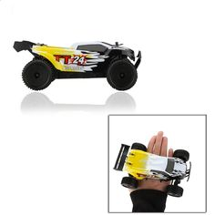 Original HSP 94243 TT24 2.4G 1/24th Scale RC 4WD Electric Powered Off-road Car Buggy Toys with Transmitter RTR