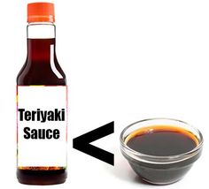 Easy Homemade {Gluten-Free} Teriyaki Sauce