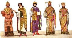 Headwear and Apparel, Byzantium