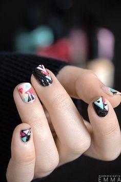 Nailstorming #94 Géométrie