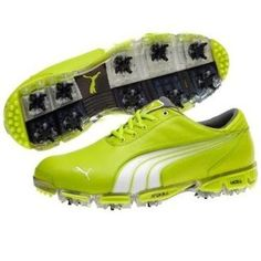 PUMA Super Cell Fusion Ice LIMITED EDITION Men's Golf Shoes
