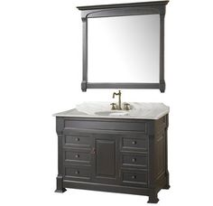 "Wyndham Collection WC-TS48 - 48""  For all inclusive $1499   Love the design"